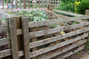 Wszelkie odpady organiczne wynosimy na kompost