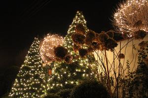 Noworoczne iluminacje