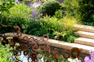 M&G Garden, projekt Andy Sturgeon, Gold Medal