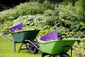 Aby zrobić najprostszy kompost nie trzeba mieć specjalnych urządzeń