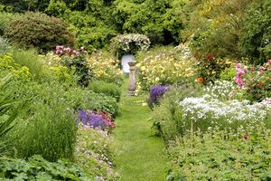 Marzenie wielu ogrodników - ogród idealny, bez chwastów