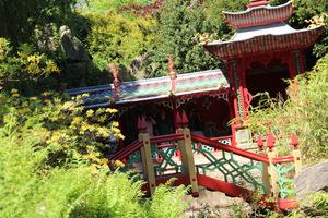 Spacer po orientalnym świecie w ogrodzie chińskim