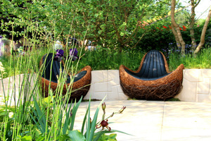 The Bradstone Panache Garden