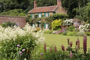 Hoveton Hall Gardens leży w hrabstwie Norfolk i jest jednym z tych ogrodów, gdzie chętnie będę wracać