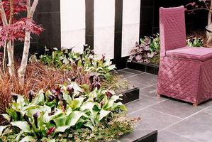 Drobne byliny i krzewinki sadzimy w dużej ilości i plamami