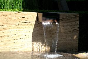A może miejsce z płynącą wodą, aby w czasie odpoczynku popatrzeć na nią, co niesamowicie uspokaja