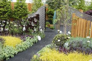 The SeeAbility Garden, proj. Dareen Hawkes