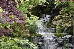 Wśród Artisan Garden zwyciężył An Alcove (Tokonoma) Garden, proj. Kazuyuki Ishihara