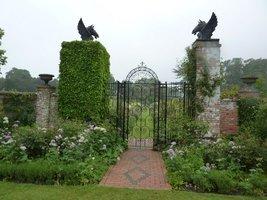 Wejście do drugiego ogrodu