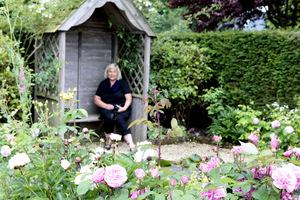 W ogrodzie Geoffa Hamiltona w Barnsdale