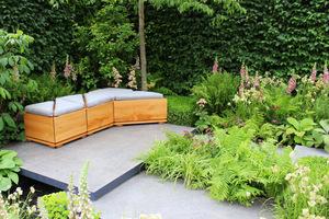 Dodatkowe miejsce w ogrodzie jako przedłużenie domu