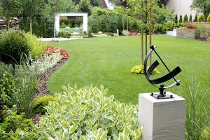 Dobry projektant potrafi z małego ogrodu stworzyć taki, który robi wrażenie większego niż jest w rzeczywistości