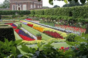 Ogrody przy Pałacu Hampton Court