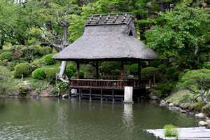 Ogród Shukkeien, Hiroshima