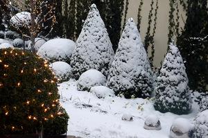 Najlepszym izolatorem jest śnieg