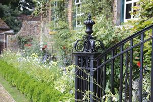 Kute ogrodzenie