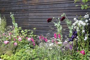 Listewki o różnej grubości sprawiają, że ogrodzenia zaciekawi każdego