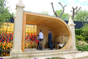 God's Own Country - A Garden for Yorkshire, projekt Matthew Wilson