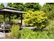 Altana w japońskim ogrodzie
