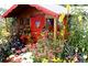 Czerwony domek ogrodnika