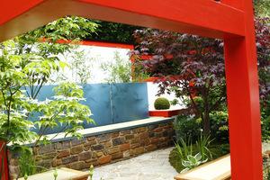 Budowla ogrodowa