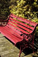 Czerwona ławka