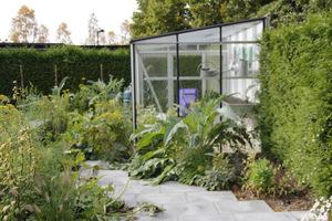 Ogrodowa szklarenka na warzywa
