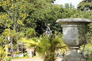 Donice i inne dekoracje ogrodowe