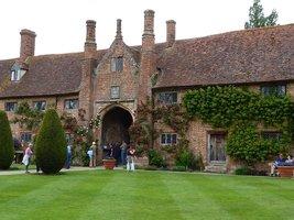 Zamek z okresu Tudorów