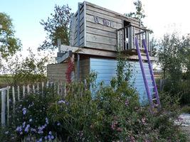 Kosztowna, ale jakże atrakcyjna budowla w ogrodzie rodzinnym