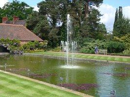 Ogrody Wisley to jedne z nasłynniejszych i najbardziej ulubionych ogrodów Anglii