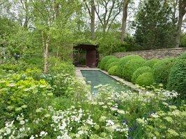 Laurent-Perrier Garden, projekt Tom Stuart-Smith