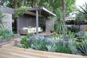 The Cancer Research UK Garden, projekt Robert Myers