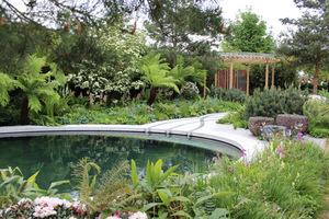 The Homebase Cornish Memories Garden, projekt Tom Hoblyn