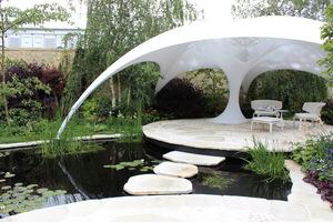Trailfinders Australian Garden, projekt Ian Barker